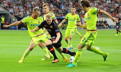 Дортмундская «Боруссия» ушла отпоражения вматче Лиги чемпионов с«Реалом»