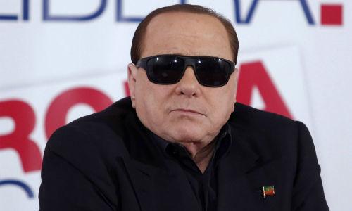 Берлускони: Унаших игроков небудет стильных бород, татуировок исережек