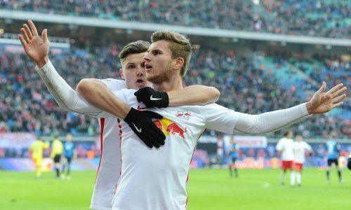 «РБЛейпциг» достиг волевой победы над «Хоффенхаймом»