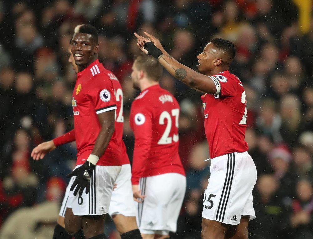«Манчестер Юнайтед» возглавил рейтинг самых выгодных клубов мира
