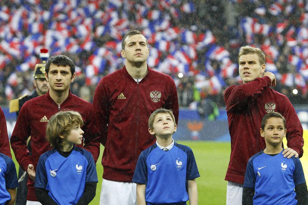 Мысозрели для матчей стоп-командами— Станислав Черчесов