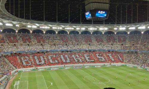Фейл дня. Фанаты «Динамо» гениально испортили перфоманс «Стяуа» вЛиге чемпионов