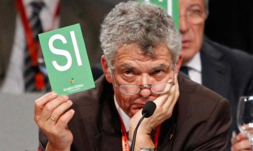 Прошлый президент «Барселоны» вполне может стать президентом Федерации футбола Испании