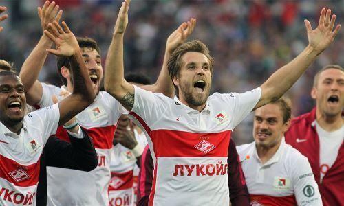 «Спартак» обыграл «Томь» вматче 27-го тура РФПЛ