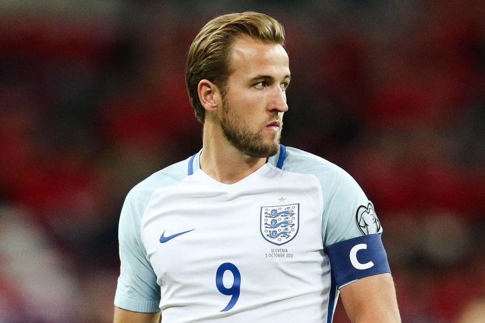 Футболист из англии