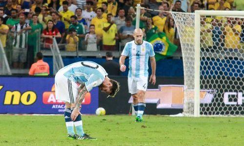 Месси: игроки сборной Аргентины решили больше неговорить спрессой