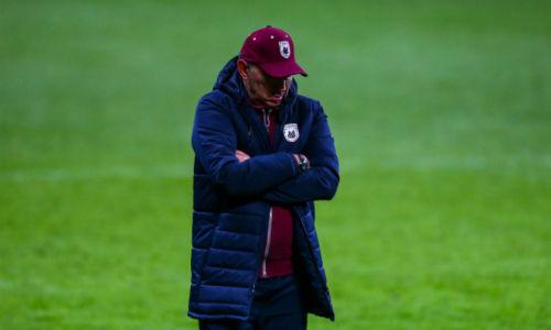 «Уотфорд» объявил оботставке основного тренера