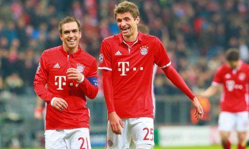 «Бавария» забила 5 голов «Арсеналу» в1/8 финала Лиги чемпионов