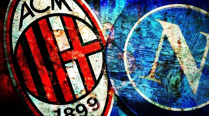 Италия, 21-й тур. Милан— Наполи 1:2. Стартовый шок хозяев