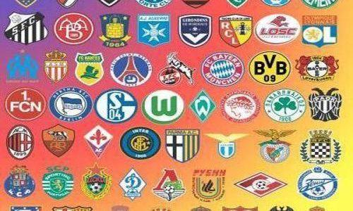 Логотипы футбольных клубов мира испании