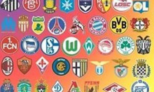 Футбольные эмблемы клубов испании