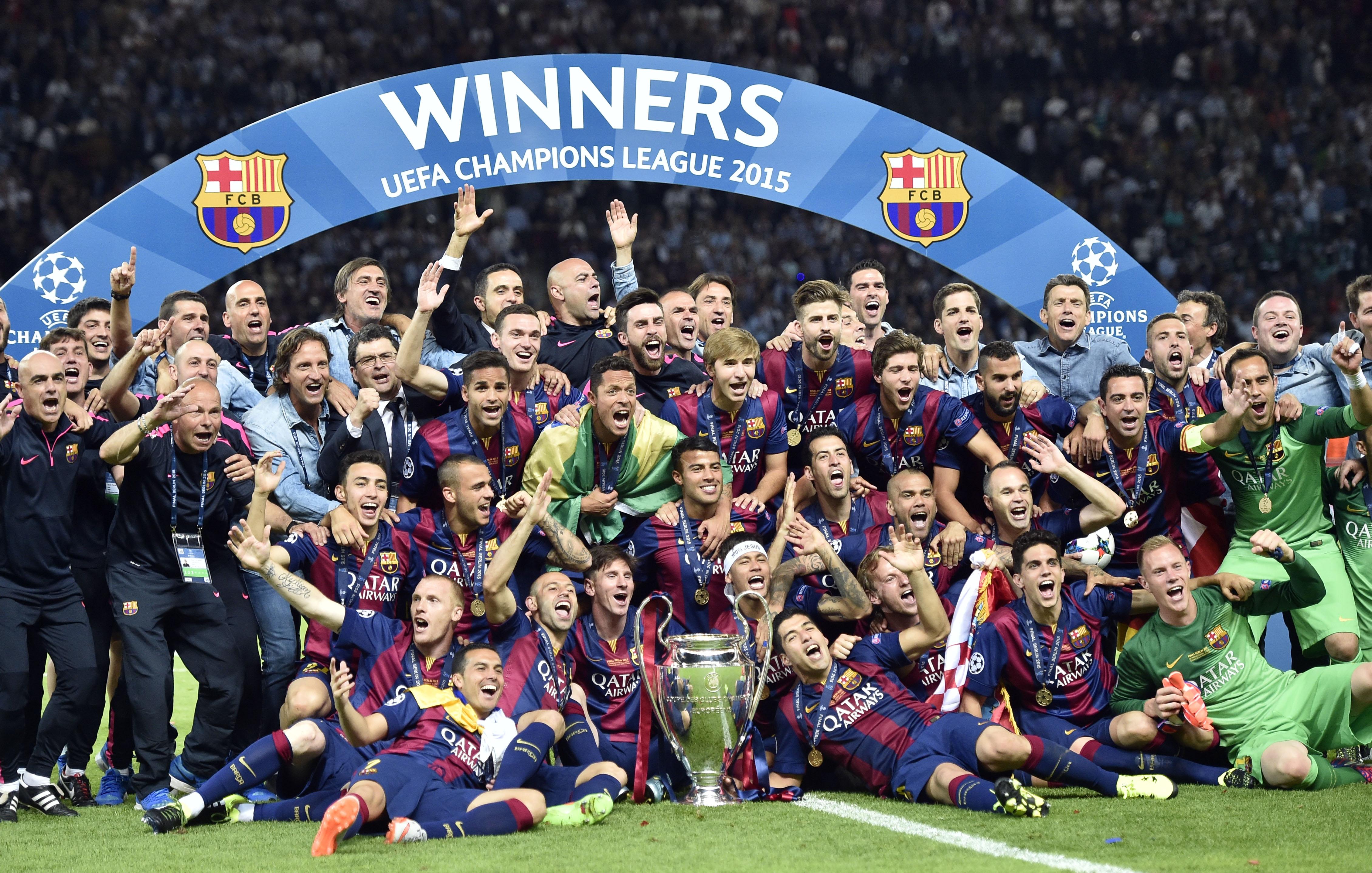 Видео Лига Чемпионов