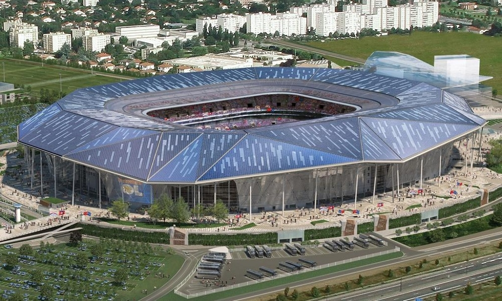 Фоторепортаж: Стадионы, на которых пройдут матчи Евро-2016